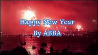 Happy New Year/ABBA/Karaoke Version