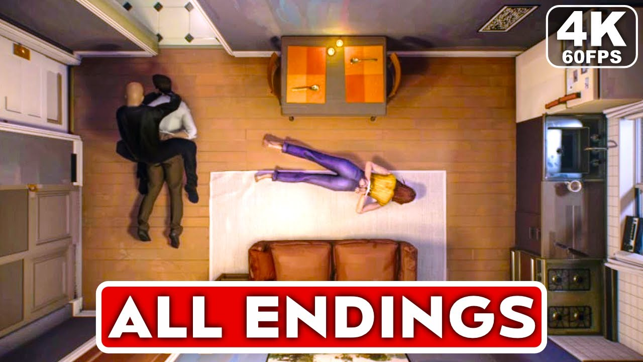 Download TWELVE MINUTES All Endings - Secret True Ending (4K 60FPS)