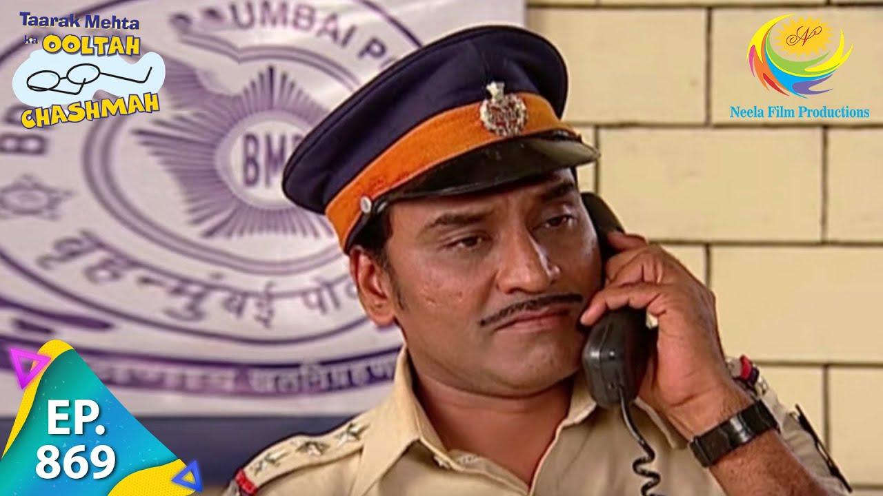 Download Taarak Mehta Ka Ooltah Chashmah - Episode 869 - Full Episode