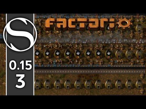 Furnace Columns   Factorio 0.15 Part 3