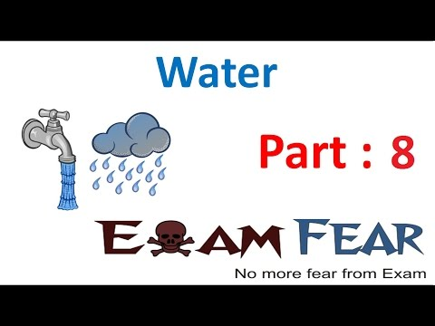 Biology Water Part 8 (Rainfall: Floods and Drought) Class 6 VI