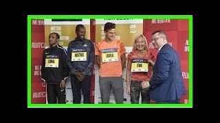 Vrabcová Nývltová útočila v Olomouci na svůj rekord v půlmaratonu