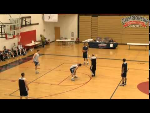 Improve Your Defense With A Fun, 3 On 2 Drill