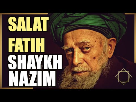 Salat Al Fatih (99x Loop) -- Sholawat --  Shaykh Nazim
