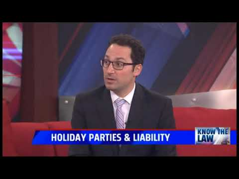 Holiday Celebrations & Liability - FOX 17 Know the Law