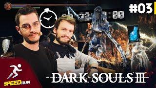 Hugo et Laink commentent une Run à la frame sur Dark Souls III | SpeedRun #03