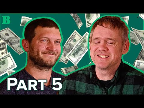 The Road to $1M Blackjack (and Stories):  David and Dusty Part 5