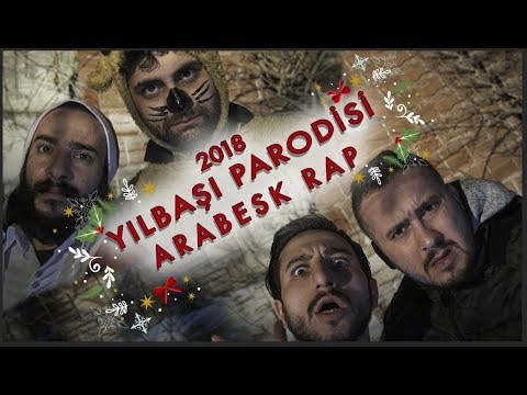 Yılbaşı Parodi - Arabesk Rap (Ezhel Parodi İçerir) / PARODİ KİNGS