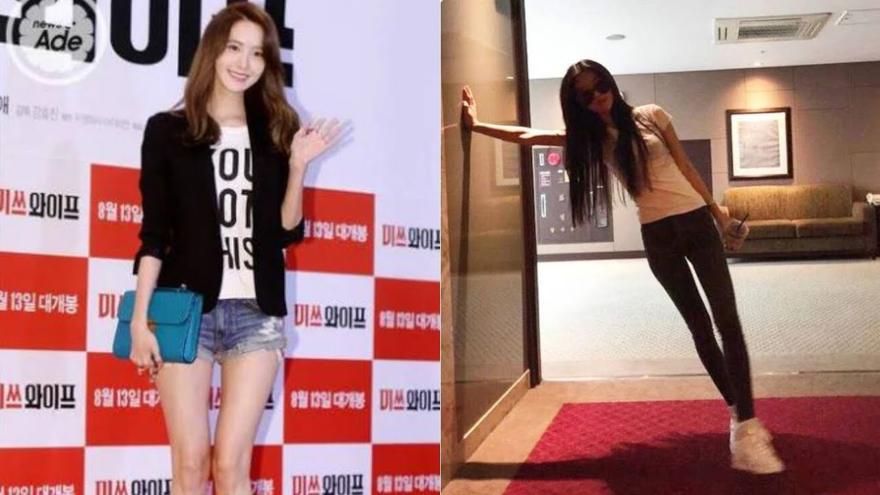 6 Female K-Pop Idols Whose Fans Worried because Too Thin