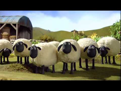 Shaun The Sheep Sheer Madness 2015 DVDRip XViD