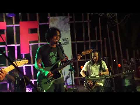 Zat Kimia - Candu Baru - Perform at UFF 2018, Ubud