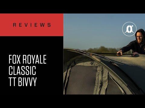 CARPologyTV - Fox Royale TT 1-Man Bivvy Review