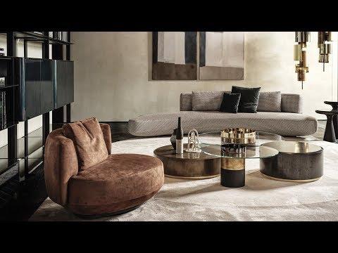 Gallotti & Radice. Итальянская мебель, светильники, аксессуары. ISaloni 2019