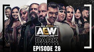 8 Matches featuring Kaz, Nyla Rose, Daniel Garcia, Jade, Anna Jay & more | AEW Elevation, Ep 28