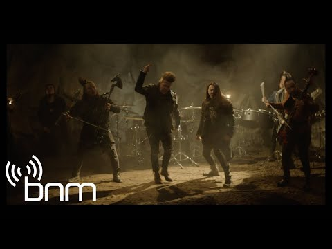 The HU - Wolf Totem feat. Jacoby Shaddix of Papa Roach (Official Music Video)