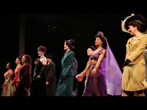 Sunset Boulevard Opening Night Bows on Broadway