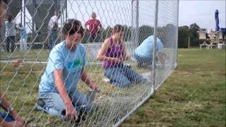 Dogs Off Chains - Biogen Idec Fence Build