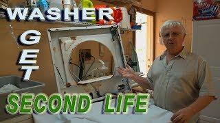 How To: - Give OLD Washer NEW Life -  Any HandyPerson CAN DO