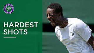 Fastest Wimbledon Shots Ever | Wimbledon Retro