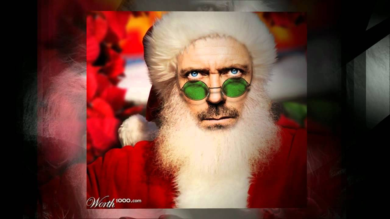 Celeb Men In Santa Costumes - Sexy Santas