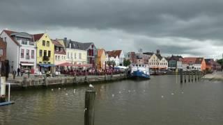 Von Husum über Kopenhagen nach Fehmarn
