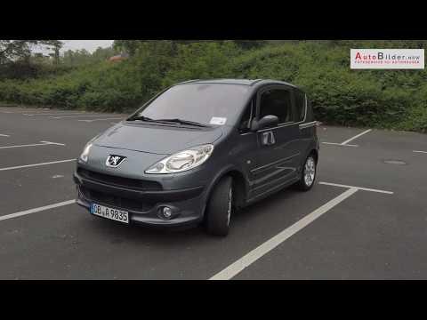 Highlights Peugeot 1007 - Der Smarte Franzose