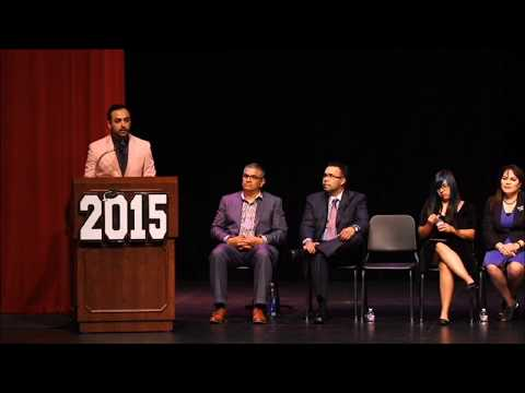 2015 Victory Learning Center Graduation Keynote Highlights