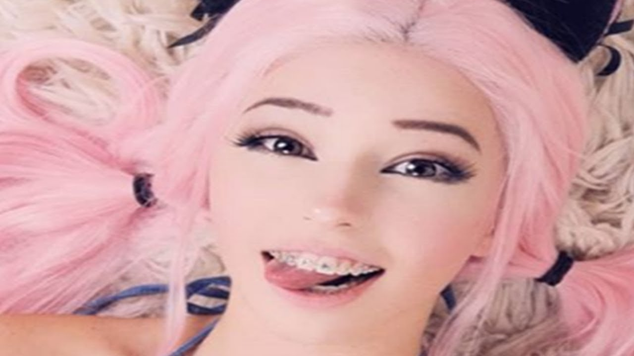 belle delphine - photo #45