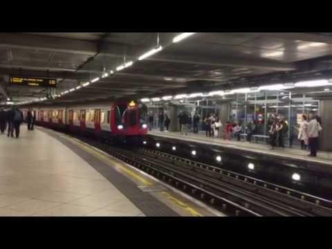 London metro Westminster