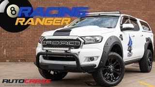 8 BALL RACING RANGER // Ford Ranger Wheels, Tyres, Nudge Bar, Lift Kit, Snorkel, Canopy & More