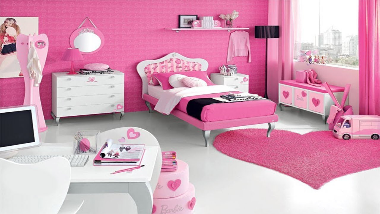 Teenage Girls Bedroom Ideas | 50 Modern Room Design For ... on Room For Girls  id=83972