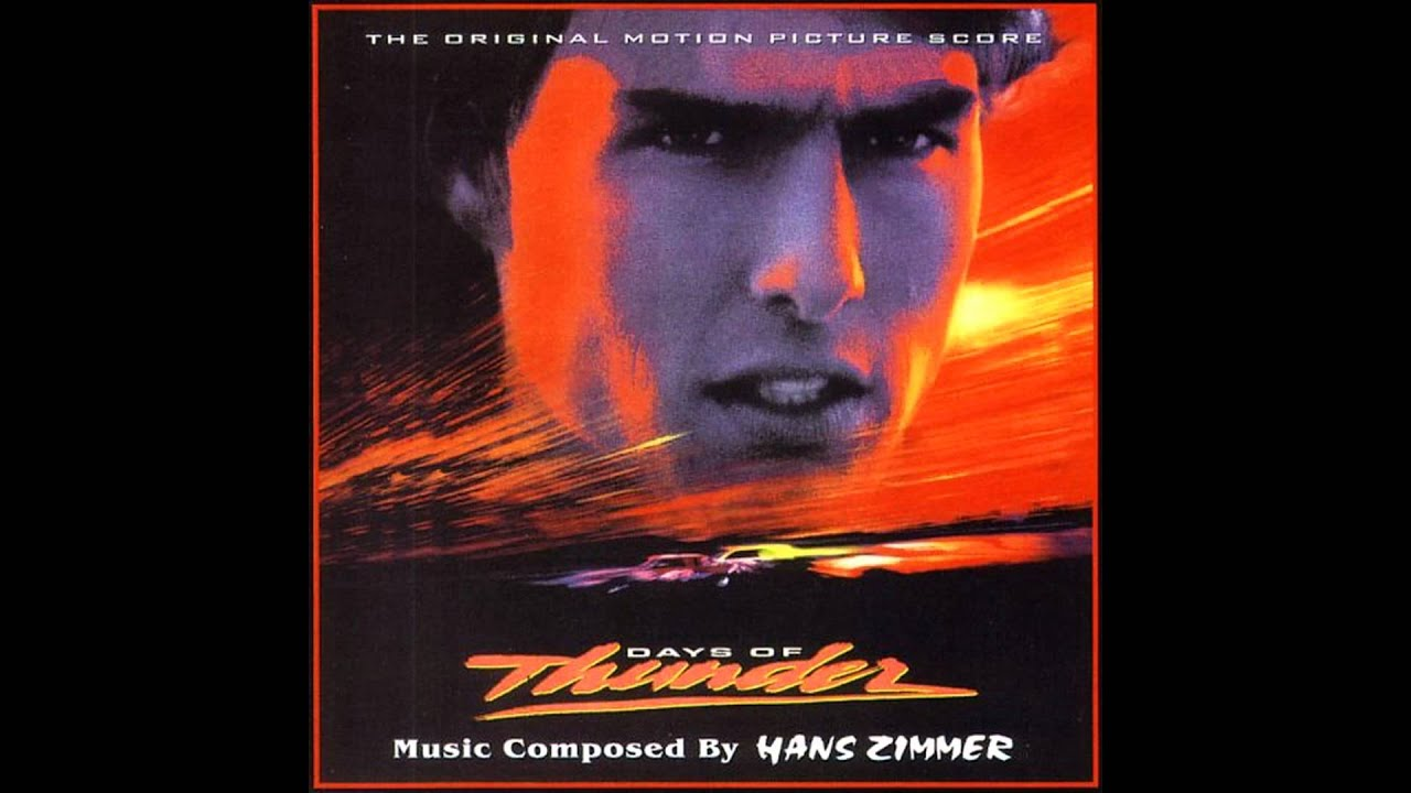 Days of thunder soundtrack hans zimmer main theme for Zimmer soundtrack