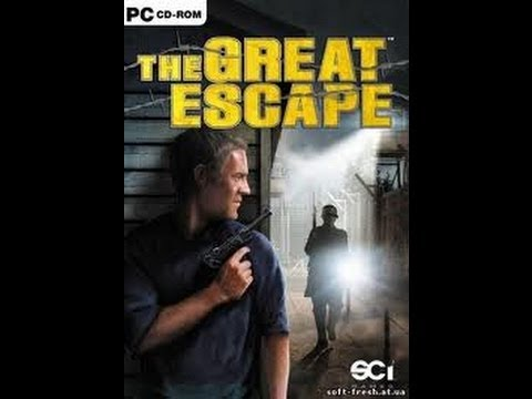 The Great Escape - Gameplay Xbox HD 720P (Xbox to Xbox 360)