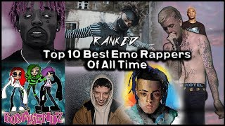Top 10 Best Emo Rappers of All Time