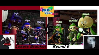 Splatoon 2: InkTV Open: Losers Bracket Round 6: Demise V.S. Ghost Gaming