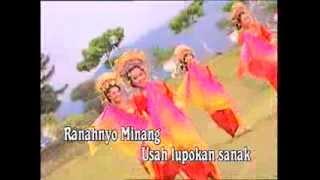 "GAMAD-MELAYU MINANGKABAU- ""BUAYAN BULUAH"", Song by Yan Juned and Rosnida YS"