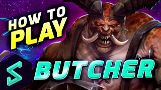 How To Play The Butcher   Hero Guide for Heroes of the Storm Gameplay   AverageAdam   HotS Tutorial