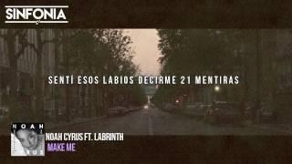 Noah Cyrus Make Me (Cry) (Ft. Labrinth) (Subtitulos En Español)