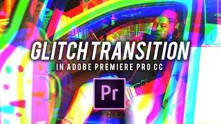 How To Make Glitch Transition