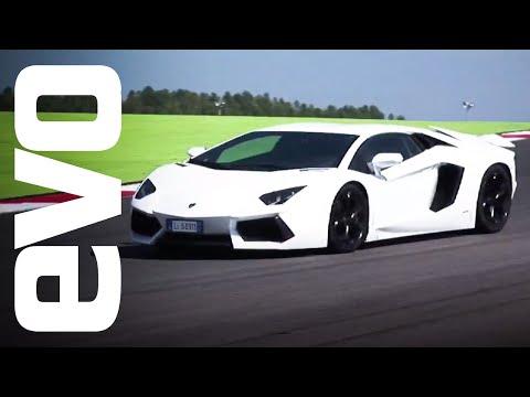 Lamborghini Aventador Review - eCOTY 2011