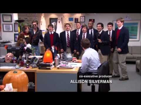 The Office - Here comes treble