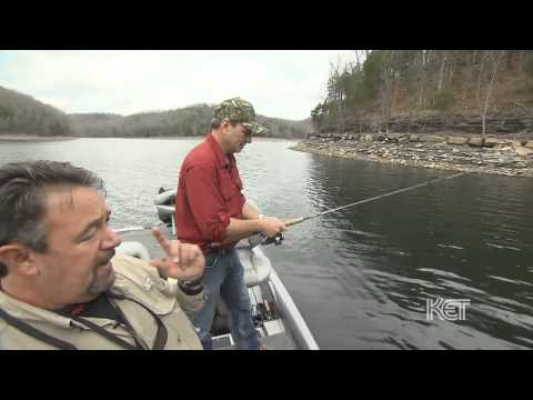 Dave Does It! — Trophy Fishing | Kentucky Life | KET