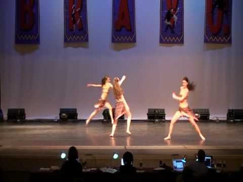 The Story- Rockstar Academy of Dance Senior Trio