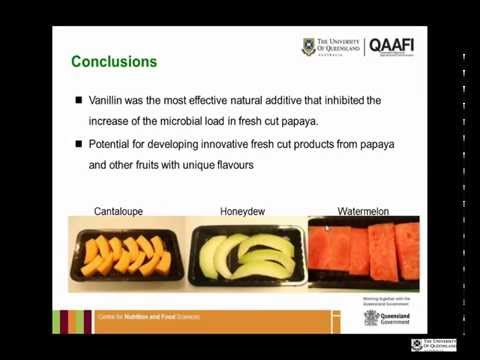 Technological strategies to improve safety of fresh food