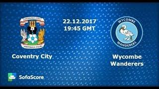 coventry city fc vs wycombe