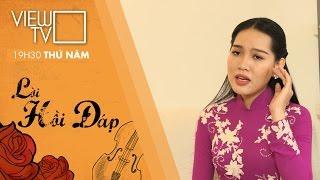 Hoa Mười Giờ - Trúc Ly | Lời Hồi Đáp | VIEW TV-VTC8