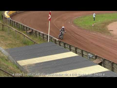 #FIM 250 Speedway Youth World Championship 2019# - 6 Heat From SEMI 1-20.07.2019-C