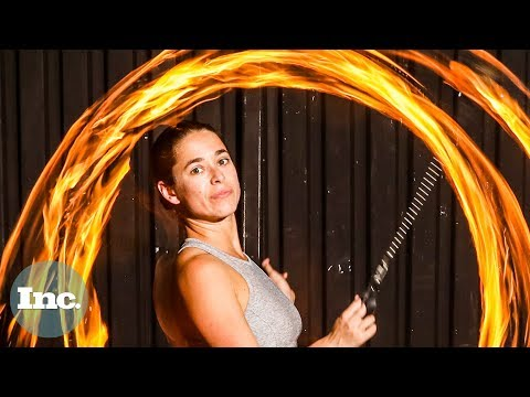 Why This CEO Picked Up Fire Spinning After Visiting Thailand | Inc.