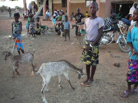 Villages oubliés du Burkina Faso  V4