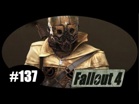 Ab in die Anstalt Part1 - #137 - Let's Play Fallout 4 german